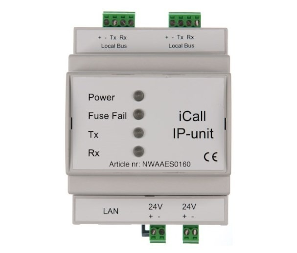 Icall 100 IP-DIN